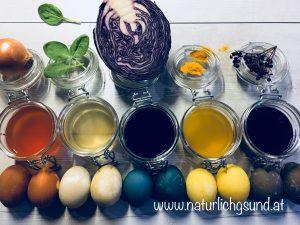 Pflanzen und ihre Farbtöne